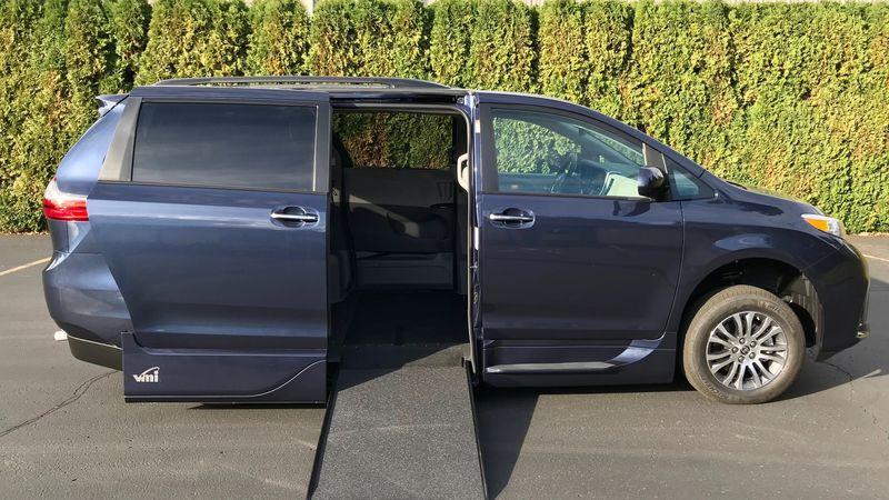 New 2020 Toyota Sienna.  ConversionVMI Toyota NorthstarAccess360