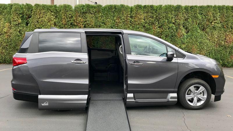 New 2020 Honda Odyssey.  ConversionVMI Honda Northstar