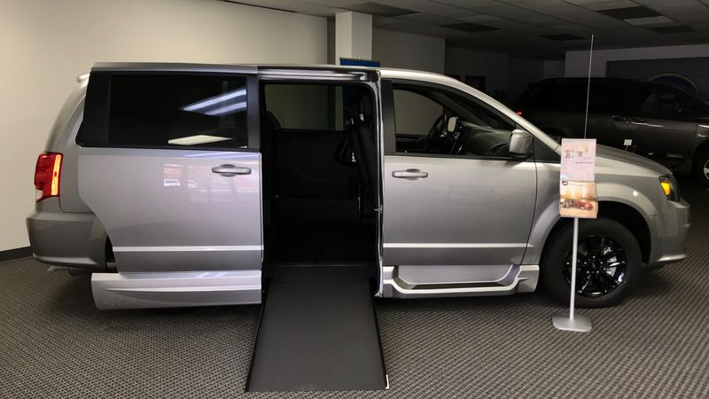New 2019 Dodge Grand Caravan.  ConversionVMI Dodge Northstar