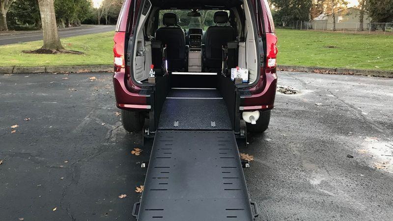 Used 2019 Dodge Grand Caravan.  ConversionVMI VMI Dodge Verge II E