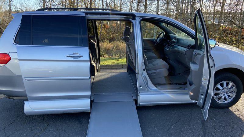 Used 2010 Honda Odyssey.  ConversionVMI Honda Northstar