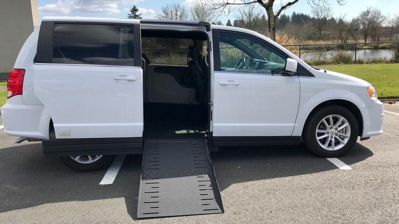 Used 2019 Dodge Grand Caravan.  ConversionVMI VMI Dodge APEX