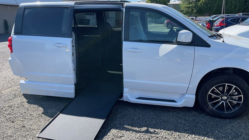 Used 2019 Dodge Grand Caravan.  ConversionVMI Dodge Northstar